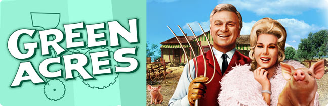 TODAY I WATCHED (Movies, TV series) 2014 Green-acres