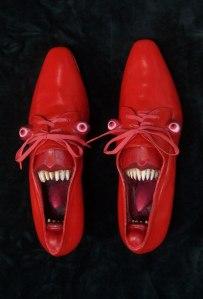 creepy shoes