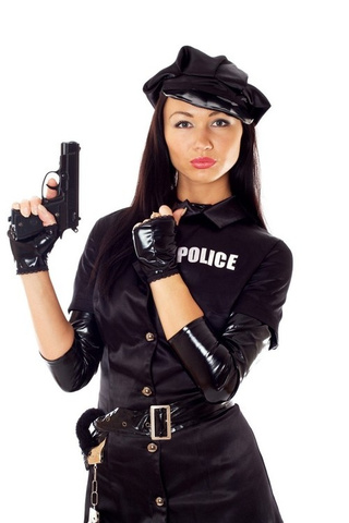 Lady cops videos images 2
