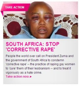 corrective rape