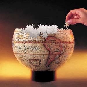 3D-Globe-Puzzle
