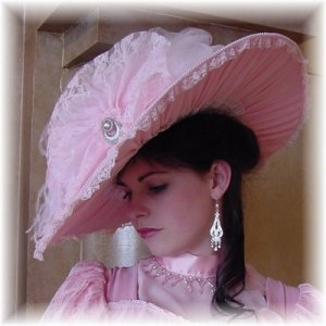 pink-color-Tea-party-hat-collection