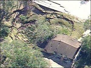house sinkhole