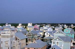 Seaside, Florida [Image credit: misfitsarchitecture.com]