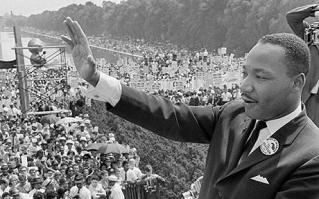 Martin Luther King Jr. (Image credit: AFP/Getty Images)