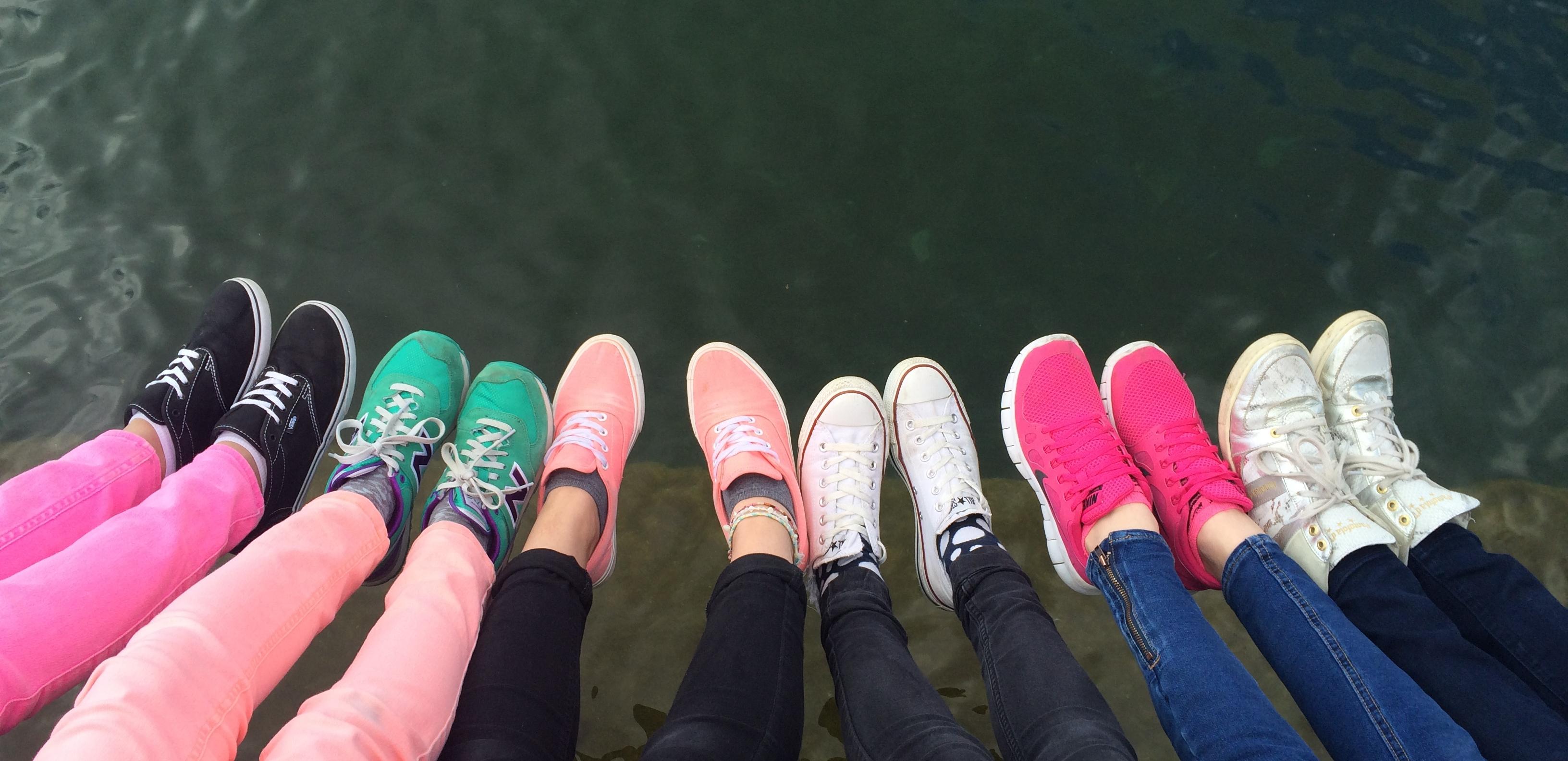 Sneakers_over_water