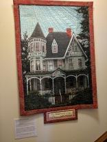 Gaches Mansion Quilt