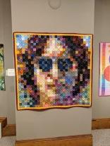 John Lennon Quilt