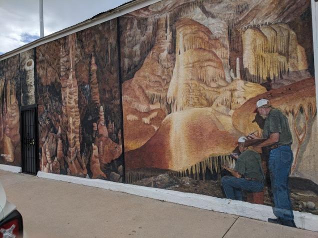 Kartchner Caverns Mural