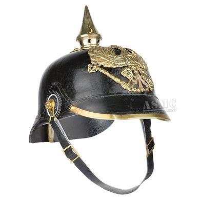 Prussian helmet