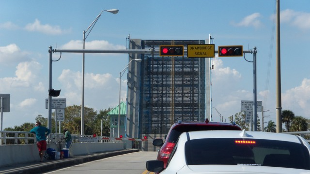 St Lucie River Drawbridge