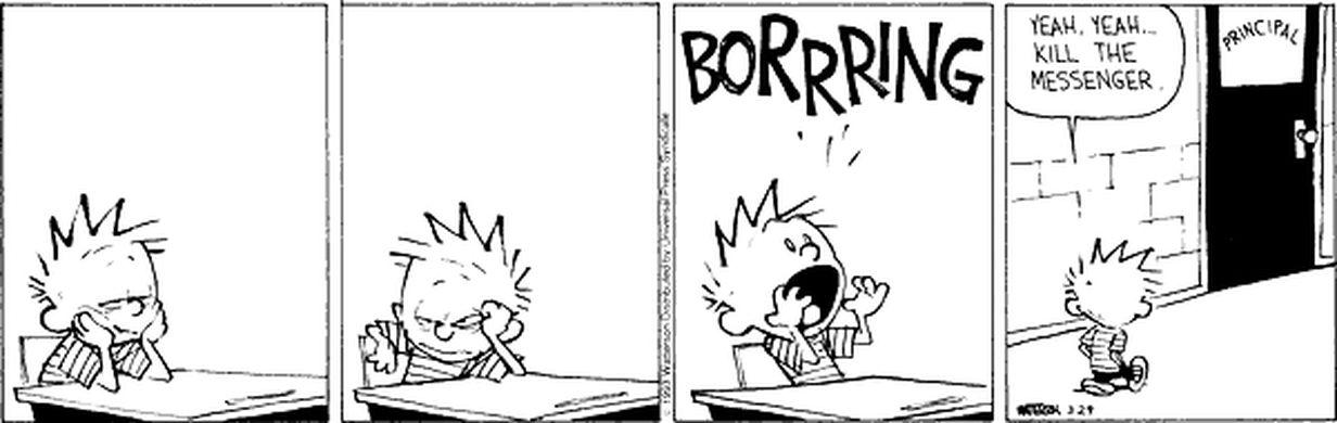 Calvin Boring