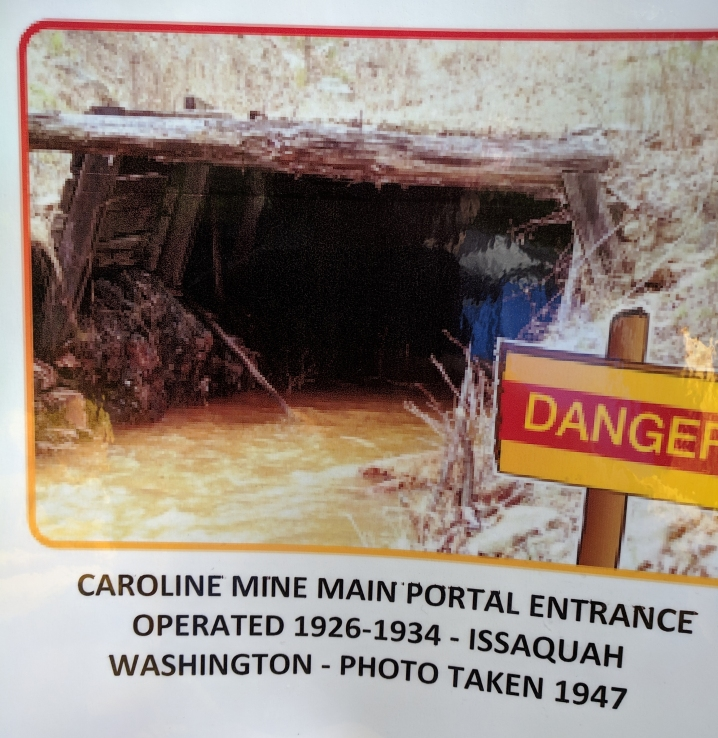 Mine entry 1947