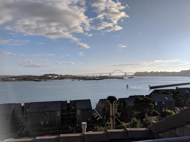 Newport view