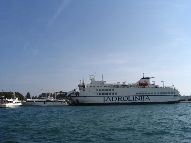Croatian Ferry