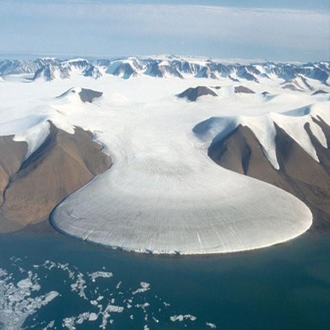 Greenland Melts Away