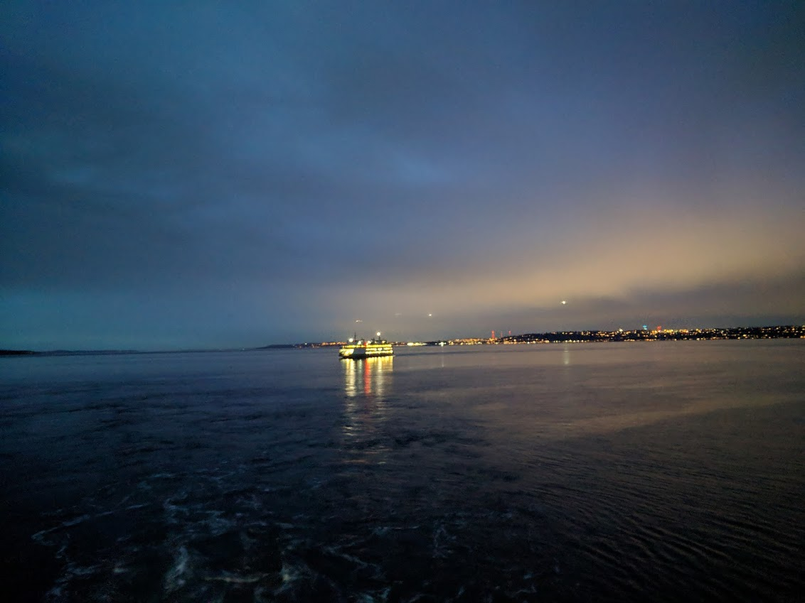 Vashon Island Ferry