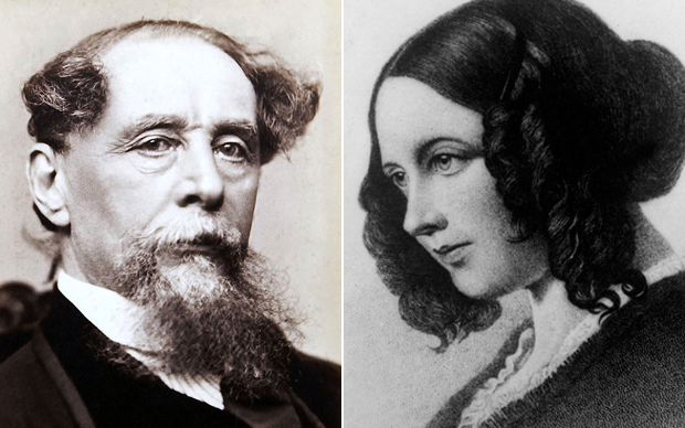 Charles and Catherine Dickens