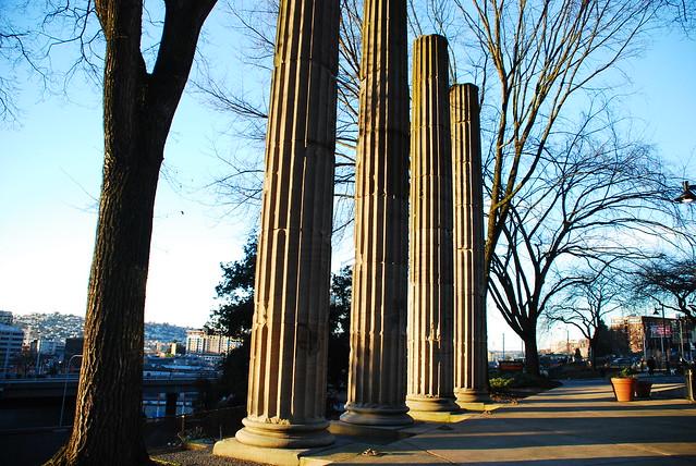 Plymouth Pillars Park