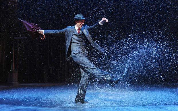 Singin in the Rain Adam Cooper