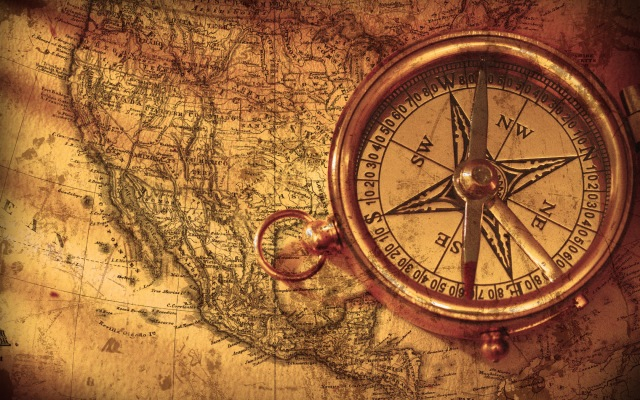 Vintage COmpass by hourglassthorne on DeviantArt