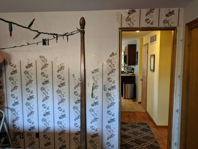 Bedroom Wall 1