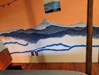 Bedroom Wall 4