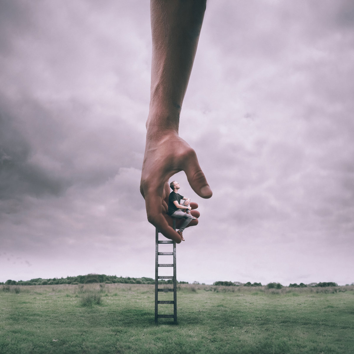 Joel-Robison-Reach-Out-For-A-Lift