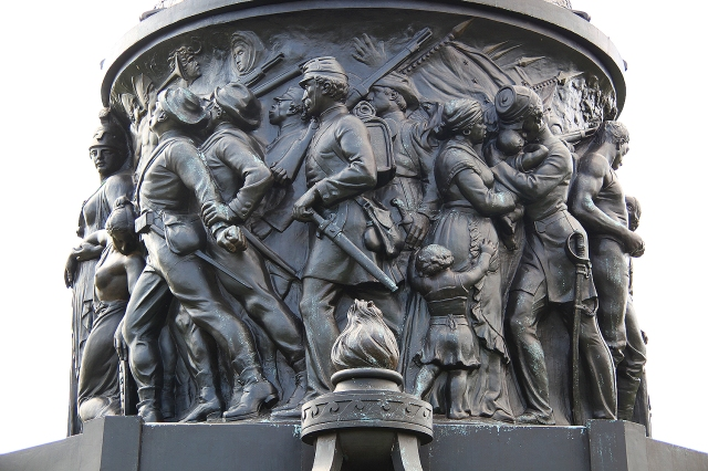 Confederate_Monument_-_E_frieze_-_Arlington_National_Cemetery_-_2011