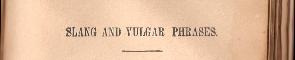dictionary-slang