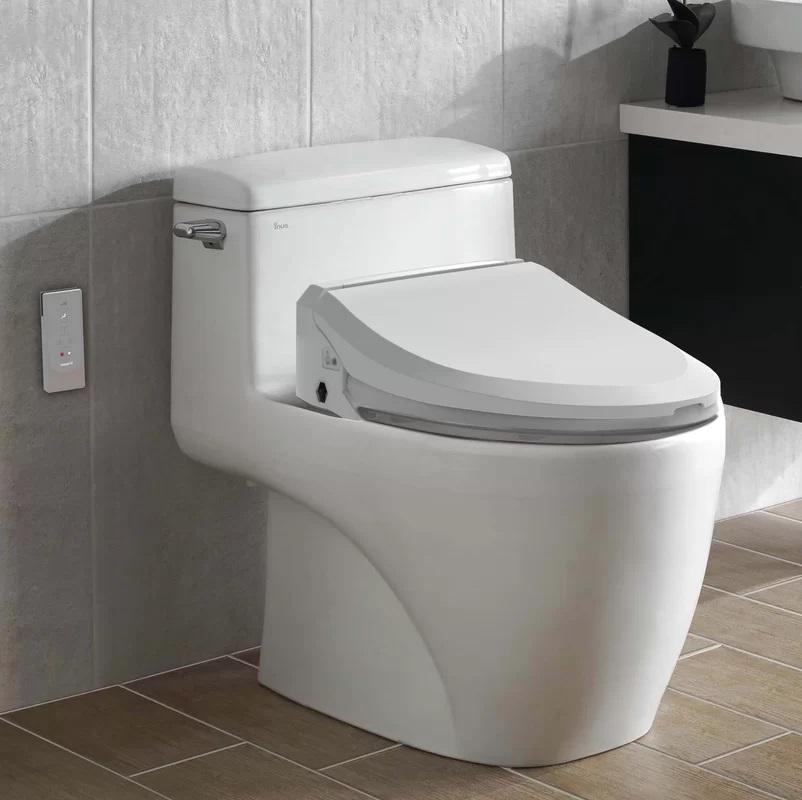 Uspa+Toilet+Elongated+Bidet+Seat